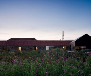Ochre Barn Project by Carl Turner Architects