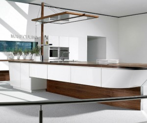 Fabulous Sailing Themed Kitchen, Marecucina by Alno