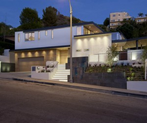 The Doheny Residence, Hollywood Hills by Luca Colombo Design