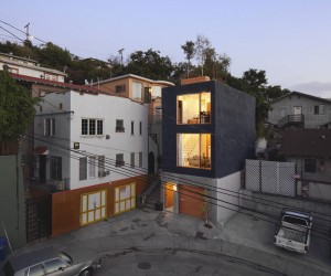 Eels Nest, Los Angeles by Anonymous Architects