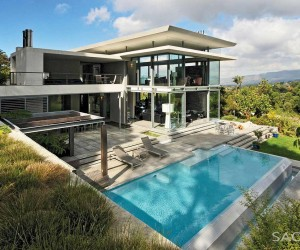 Montrose House, Cape Town by SAOTA