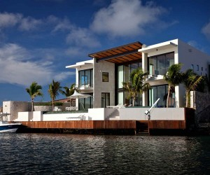 Modern Waterfront Home, Bonaire, The Netherlands Antilles