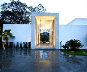 Sophisticated Three Story Home in Mexico