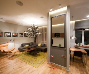 Studio Apartment in Riga, Latvia by Eric Carlson