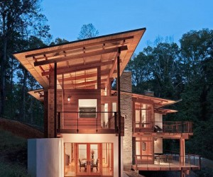 Greenland Road Residence in Atlanta by Studio One Architecture