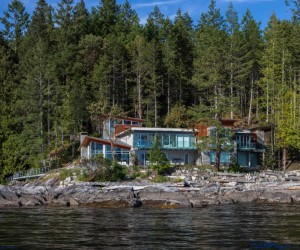 Pender Harbour House in Pender Harbour, BC, Canada