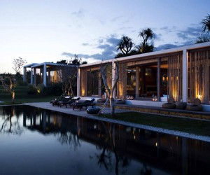 Tantangan Villa in Bali by Word of Mouth Architecture