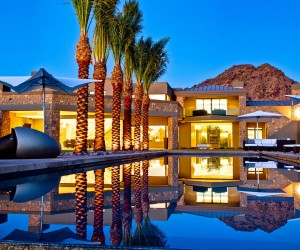 Ironwood Estate in Paradise Valley, Arizona by Kendle Design Collaborative