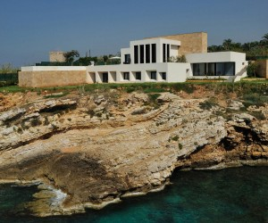 Striking Oceanfront House in Jbeil, Lebanon