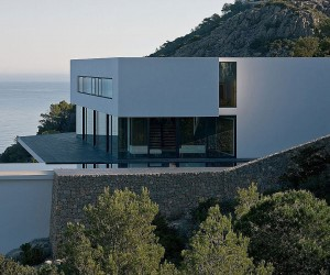 Stunning Clifftop Home in Ibiza, Spain