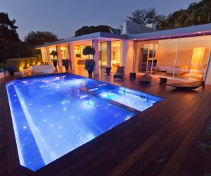 Renovation of a Hal Levitt Home in Beverly Hills
