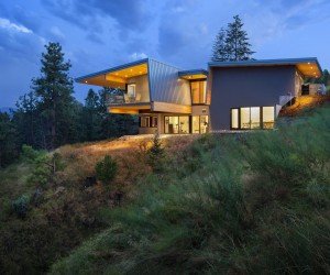 Lakeside Home in Kaleden, British Columbia
