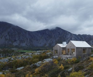 Isolated Retreat: Vega Cottage on the Island of Vega, Norway