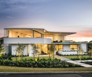 Stylish Modern Home in Perth, Australia