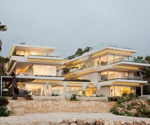 Grand Seaside Villa in Monsef, Lebanon