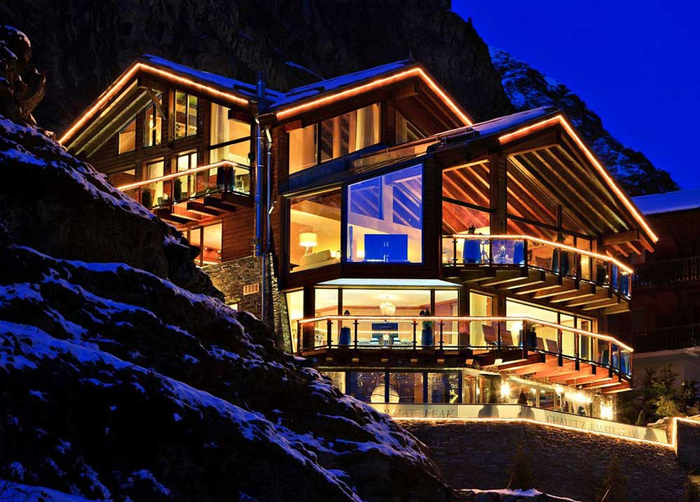 Chalet Zermatt Peak, Six Star Luxury