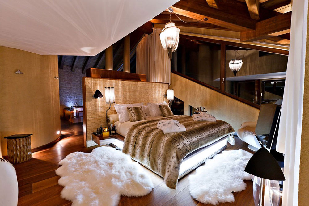 Bedroom, Chalet Zermatt Peak