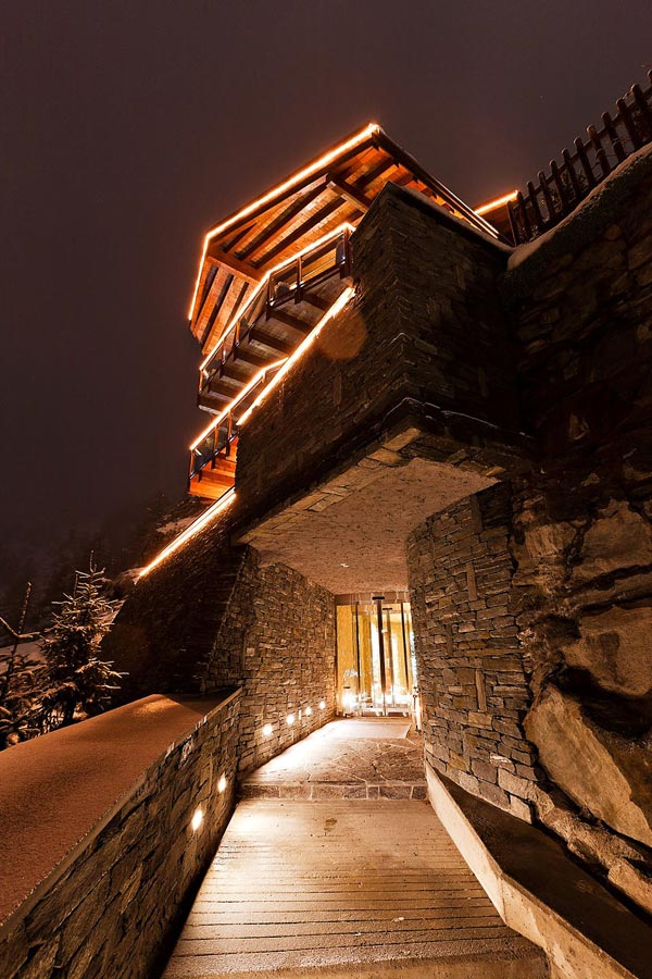 Entrance, Chalet Zermatt Peak