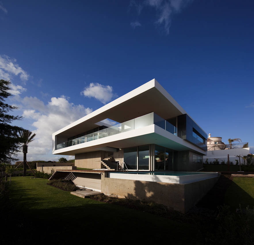 House In Lagos by Mario Martins