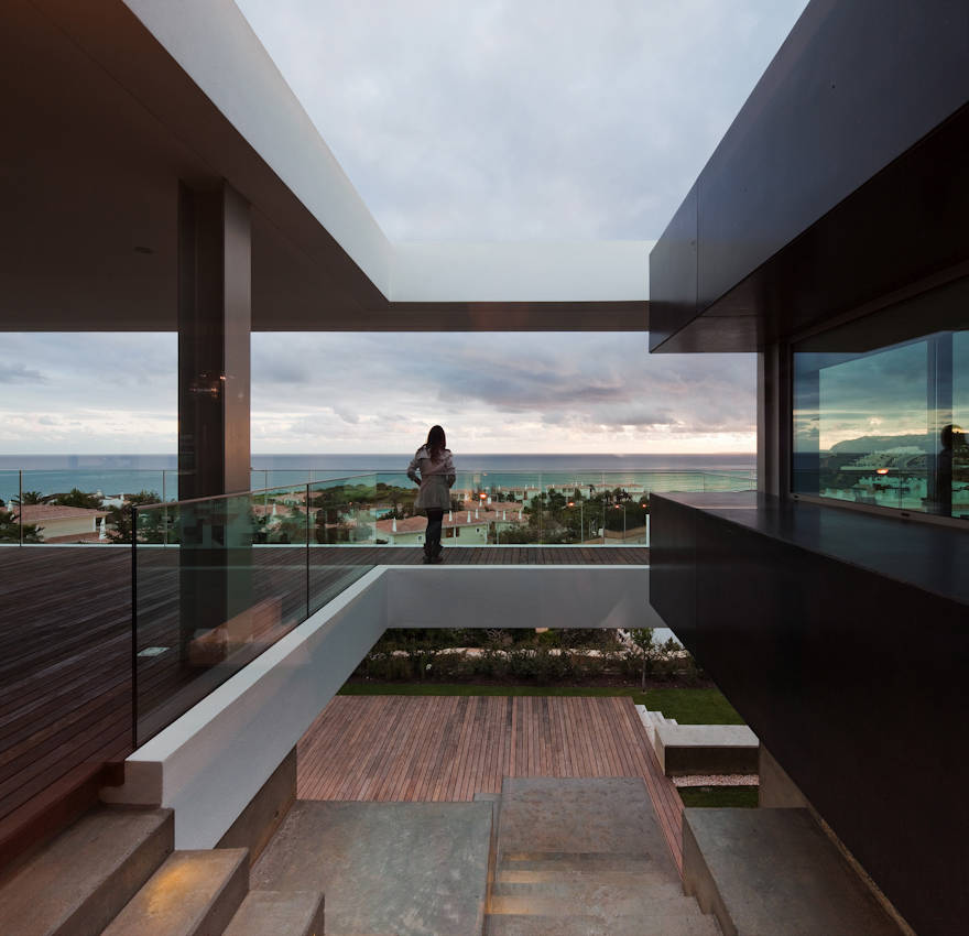 Wonderful view from the balcony, House In Lagos