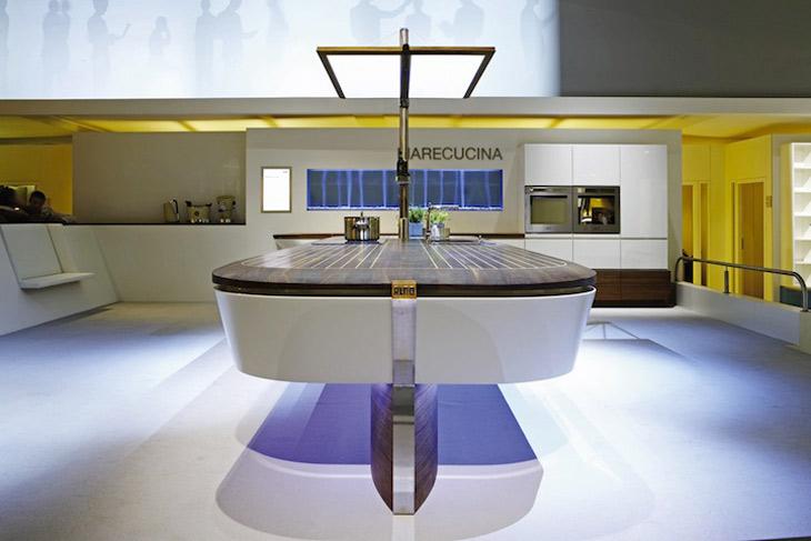 Marecucina Boat Kitchen