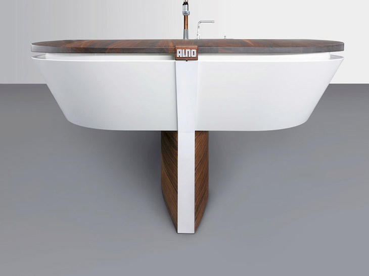 Marecucina Boat Shaped Kitchen, Counter Top