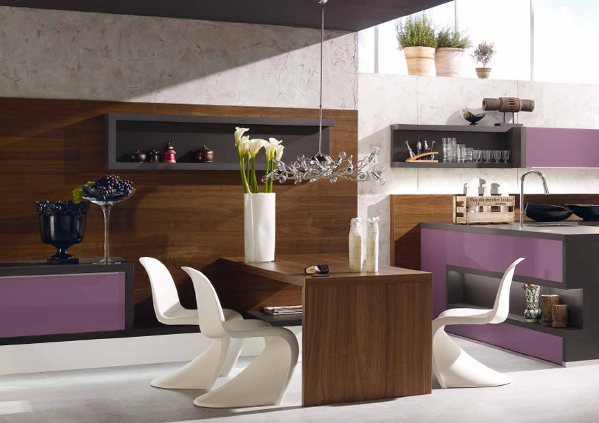 Pantone S Chair Kitchen by Alno