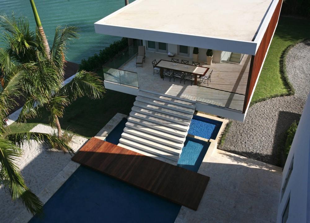 La Gorce Island Residence