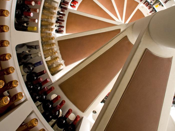 Spiral Cellars Stairs