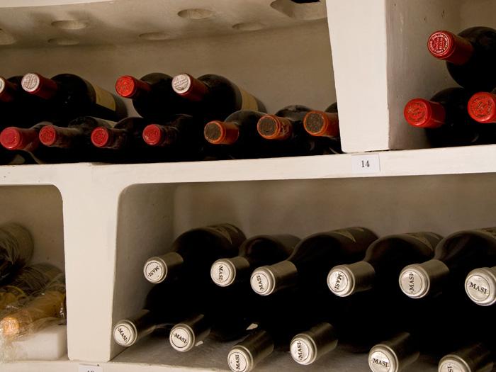 Spiral Cellars Wine Storage