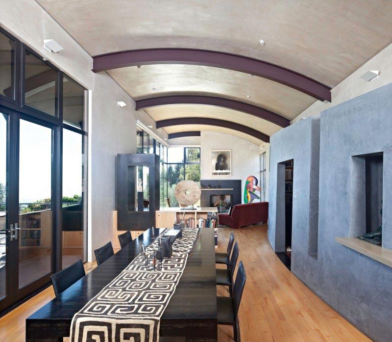 Dining Room, Strathmoor House