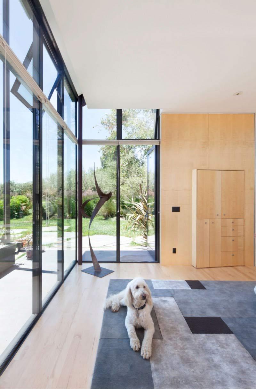 Living Room, Strathmoor House