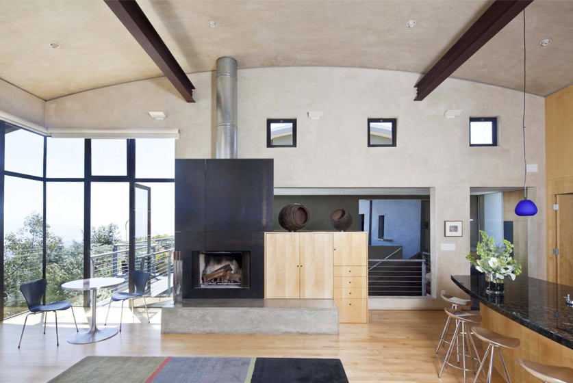 Kitchen and Dining Space, Strathmoor House