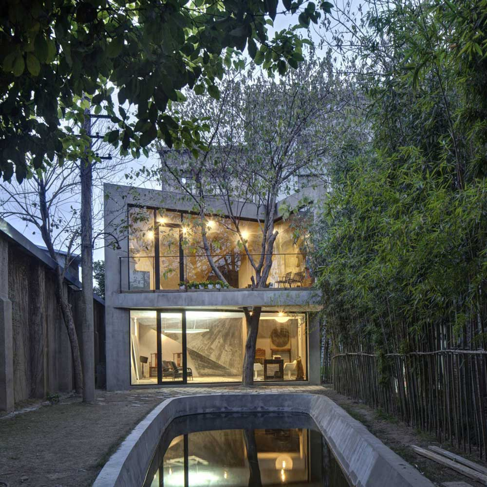 Tea House by Archi-Union Architects