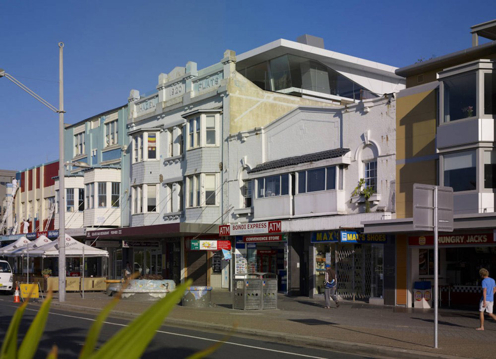 The Building, Bondi Penthouse by MPR Design Group