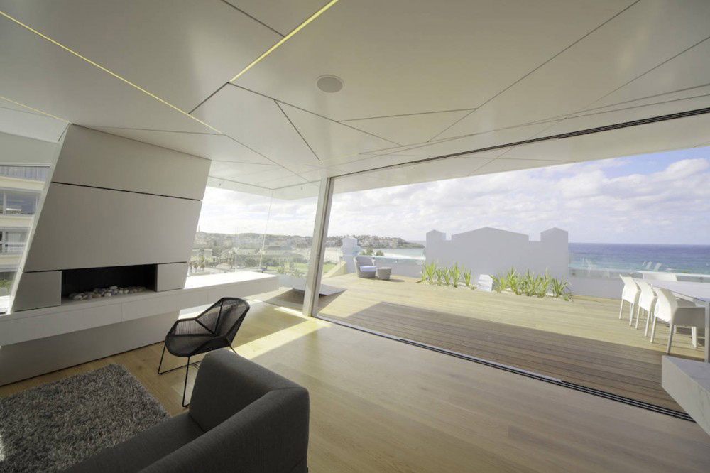 Terrace View, Bondi Penthouse by MPR Design Group