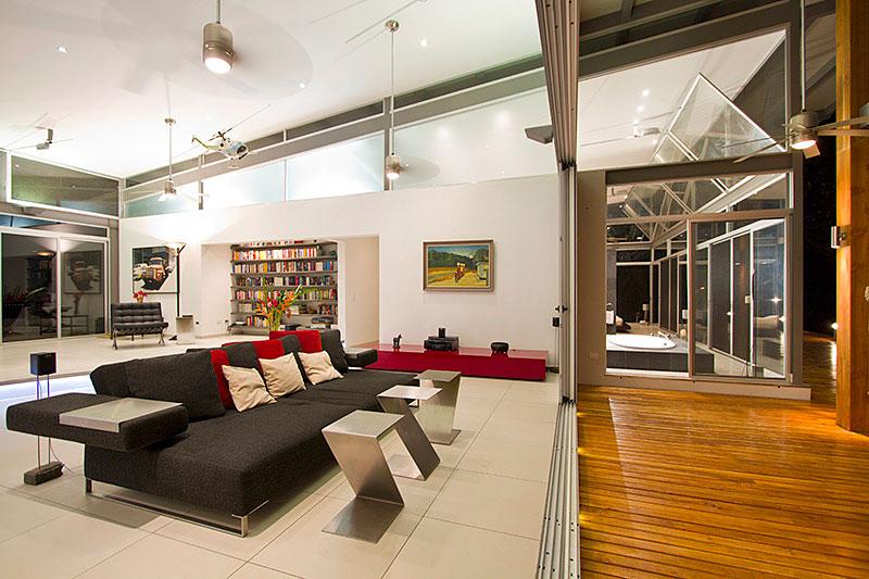 Living Space, Casa Mecano by Robles Arquitectos