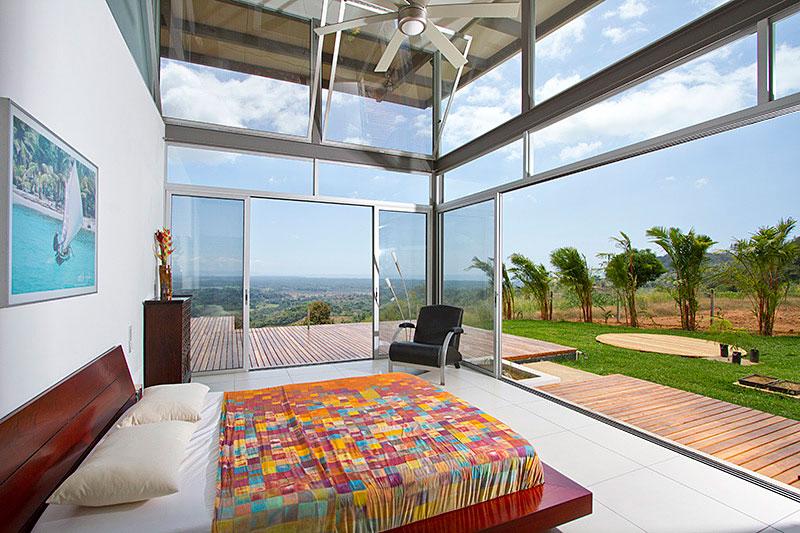 Bedroom, Casa Mecano by Robles Arquitectos