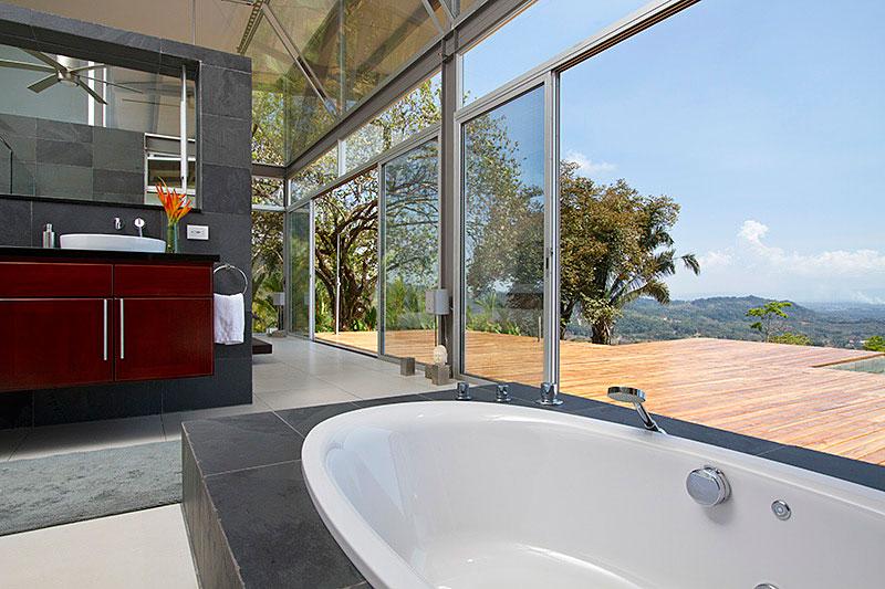 Bathroom, Casa Mecano by Robles Arquitectos