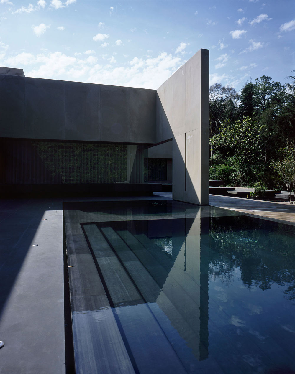 Pool, Casa Reforma by Central de Arquitectura