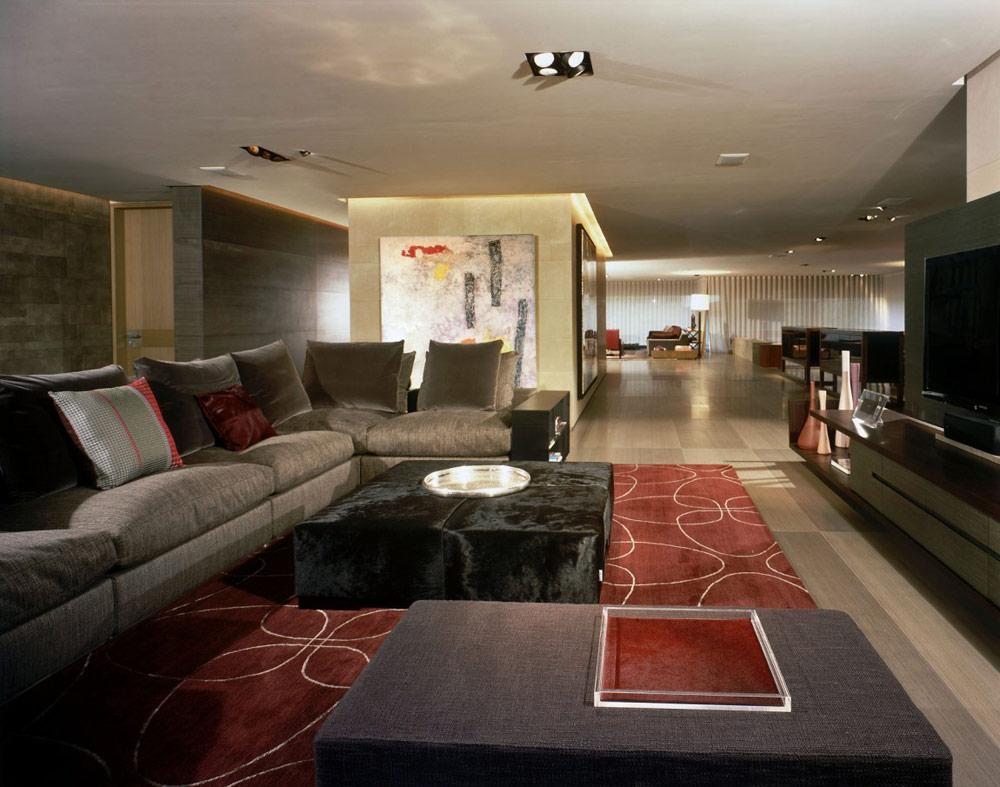 Living Space, Casa Reforma by Central de Arquitectura