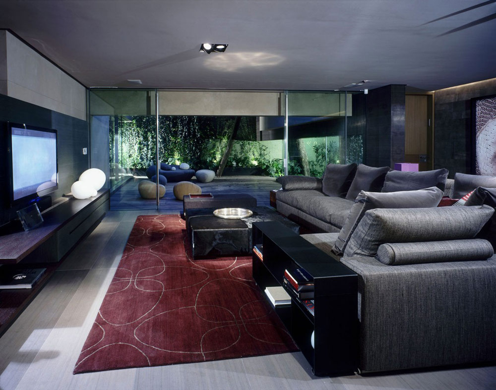 Living Space, Casa Reforma by Central de Arquitectura