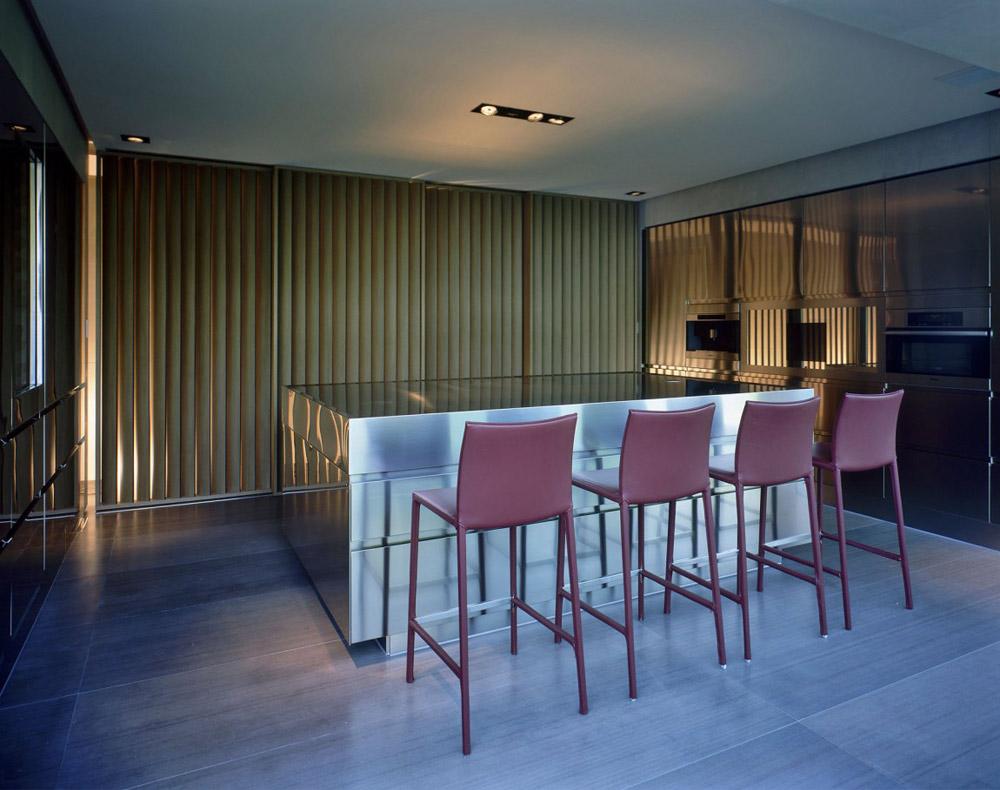 Kitchen, Casa Reforma by Central de Arquitectura