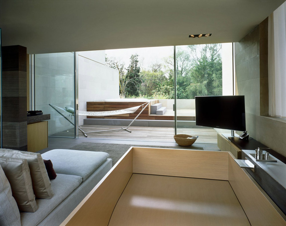 Bathroom, Casa Reforma by Central de Arquitectura