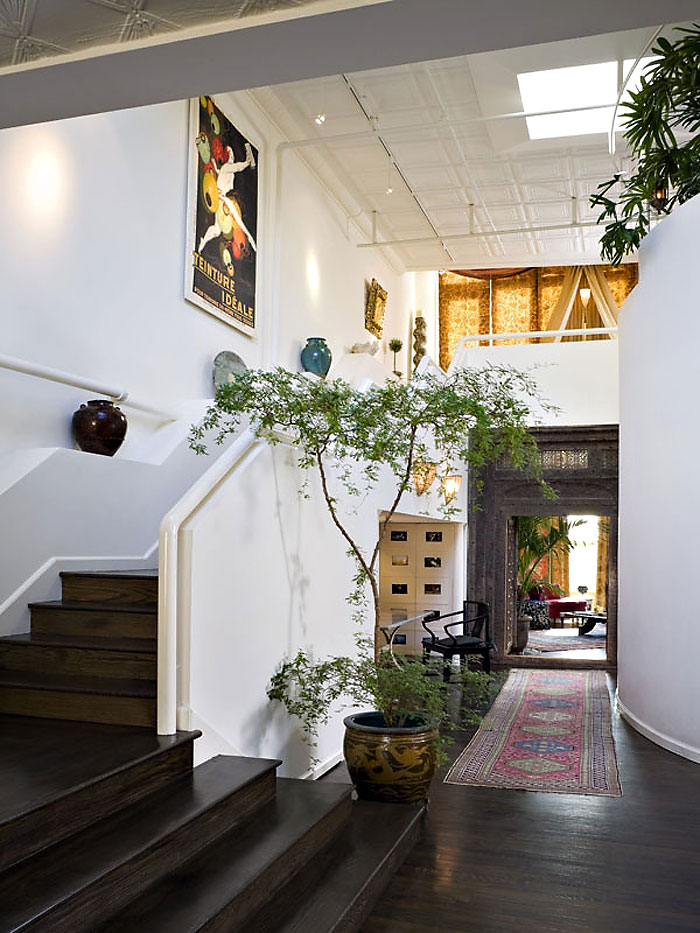Duplex Penthouse Loft in Chelsea, New York City