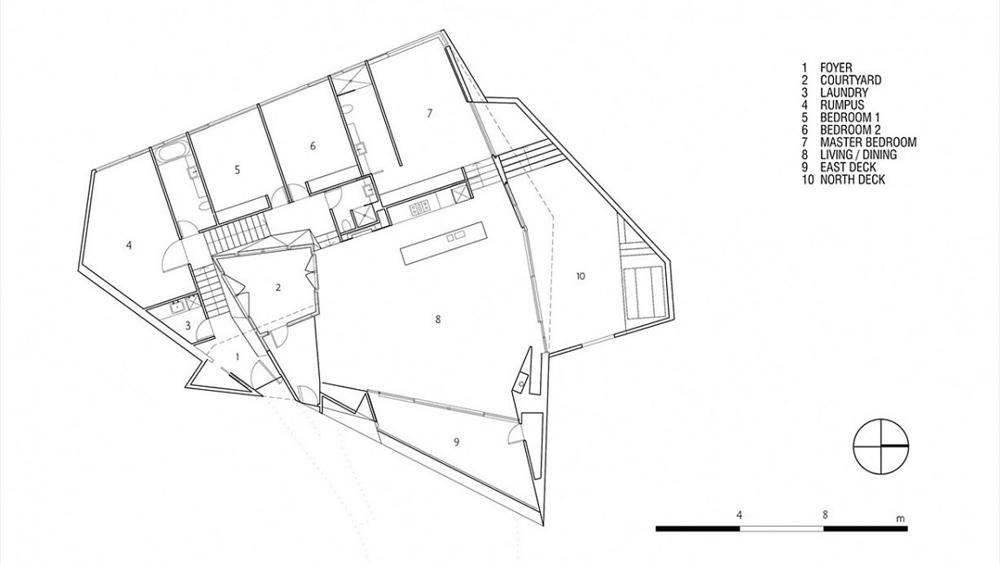 Plan Klein Bottle House By Mcbride Charles Ryan Fresh Palace - Klein-bottle-house-by-mcbride-charles-ryan