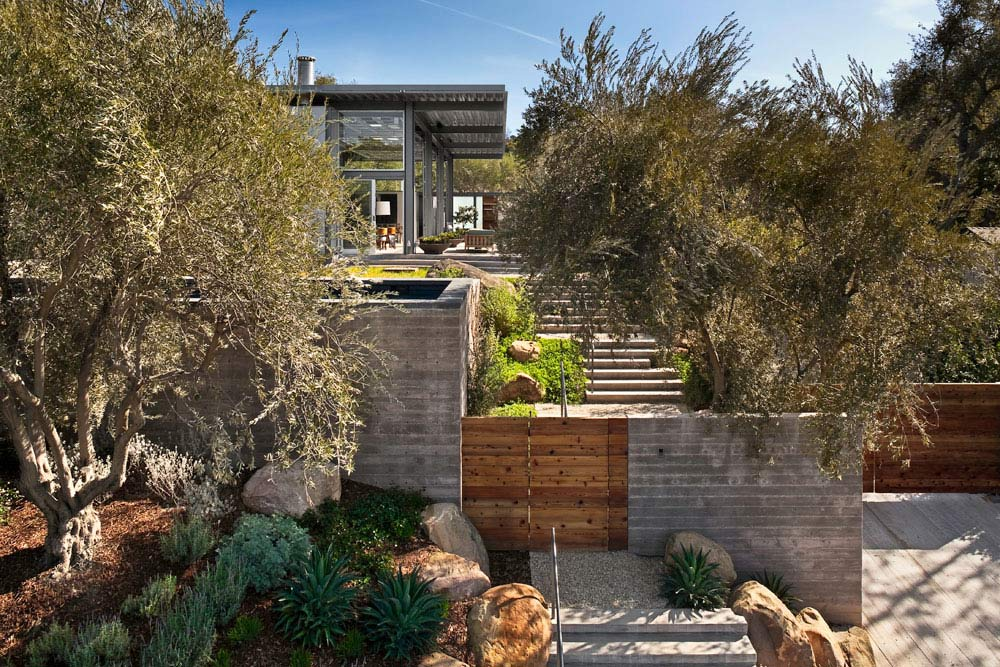 Ladera's Residence by Barton Myers Associates