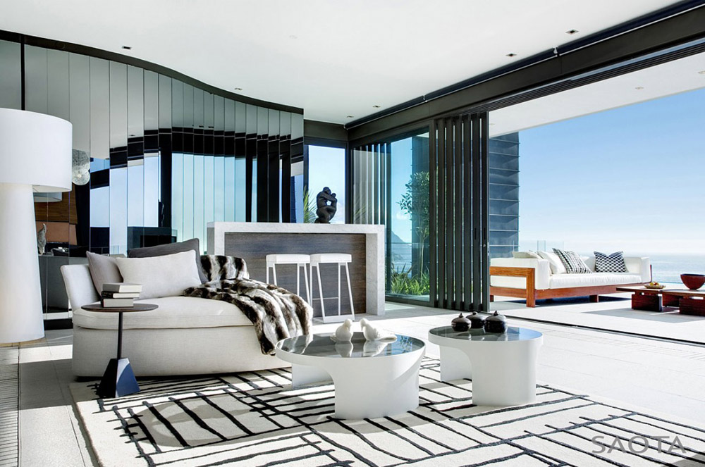 Living Space, Nettleton 199 by SAOTA and OKHA Interiors