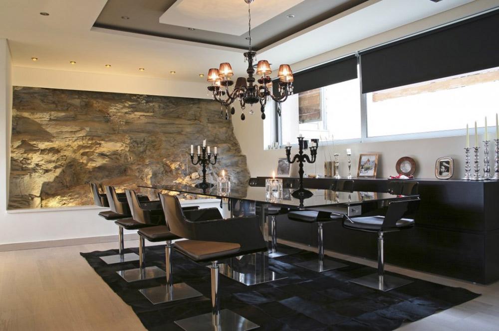 Dining, Oikia Panorama Voulas Villa by Dimitris Interiors Economou