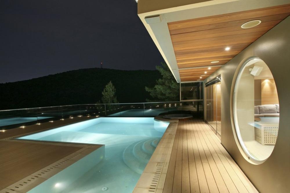 Pool, Oikia Panorama Voulas Villa by Dimitris Interiors Economou
